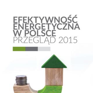 Przegląd Efektywności Energetycznej  w Polsce 2015